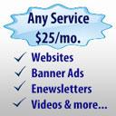 Any Service $25