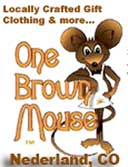 One Brown Mouse
